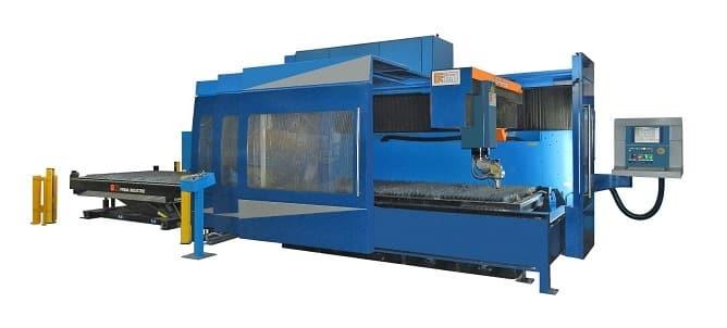 Machine de Découpe et Soudage laser 3D
