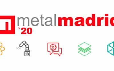 Ведущая компания в области 3D-рисования, резки и лазерной сварки в METALMADRID '20