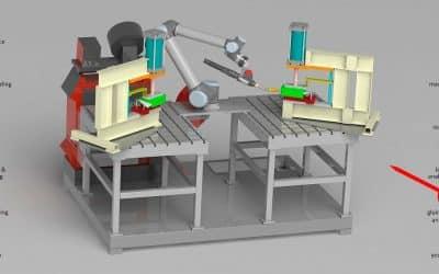 Роботизированная сварка. Ведущая компания в области рисования, резки и 3D лазерной сварки