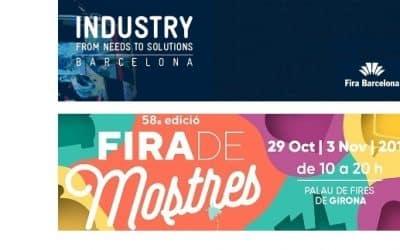 Ведущая компания в области трехмерного лазерного рисования, резки и сварки на INDUSTRY'3 Barcelona и FIRA DE MOSTRES в Жироне