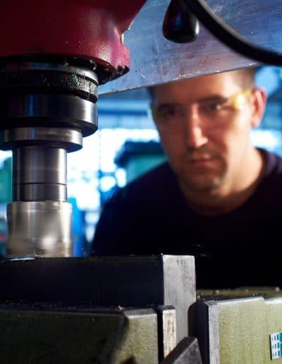 Torns i maduixes CNC i convencionals industrialització de procés