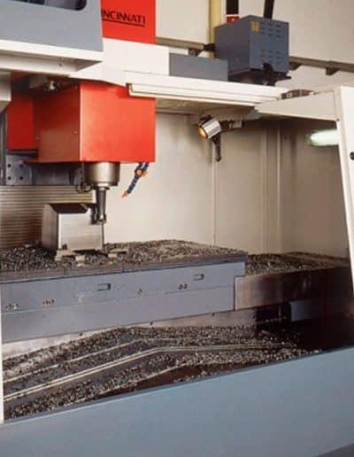 Torns i freses CNC i convencionals