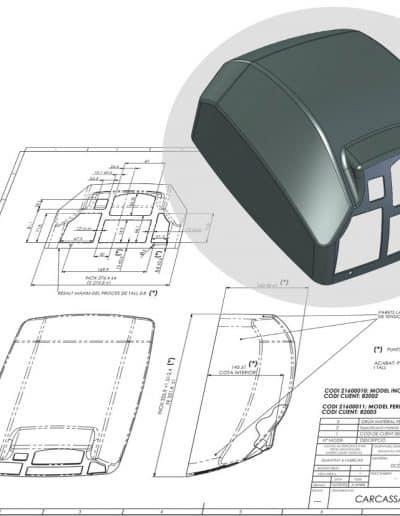 Разработка чертежей в формате CAD / CAE / CAM / CNC