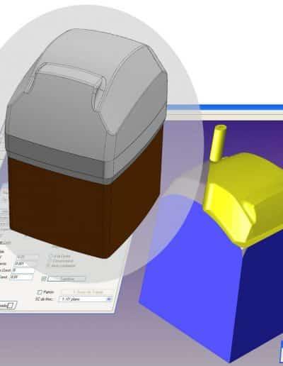 CAD / CAE / CAM / ЧПУ системы проектирования и программирования