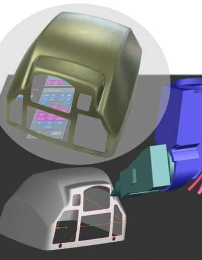 Инструменты CAD / CAE / CAM / CNC для решения задач проектирования изделий