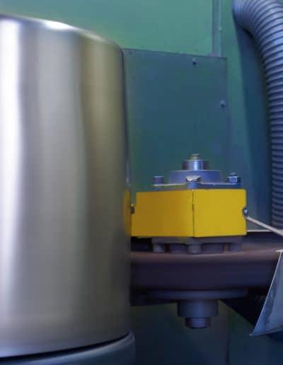Détail des machines pour travaux d'automatisation et machines spéciales