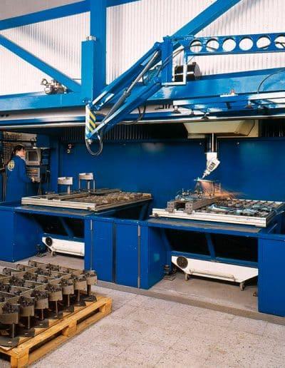 Estaciones de corte y soldadura láser 3D en Barcelona, Matricats