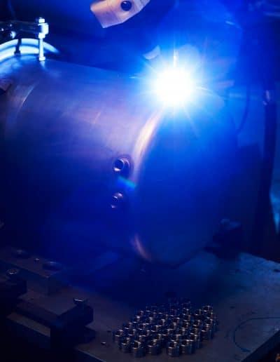 Automatismos y equipos de soldadura TIG y transformación
