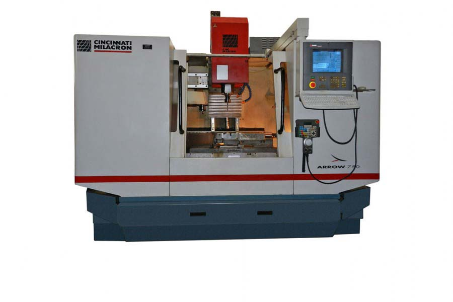 Arrow centro de mecanizado fabricación moldes y matrices