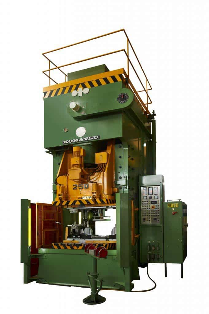 Пресс для волочения листового металла Komatsu